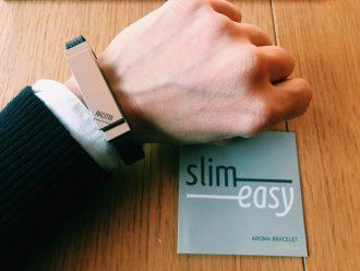 Slim Easy Aroma Armband - Abnehmen mit Duftstoffen & Gerüchen