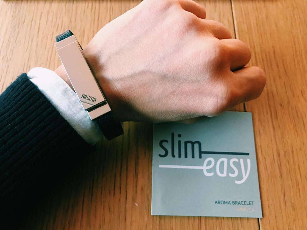 slim easy aroma armband abnehmen mit duftstoffen. Black Bedroom Furniture Sets. Home Design Ideas