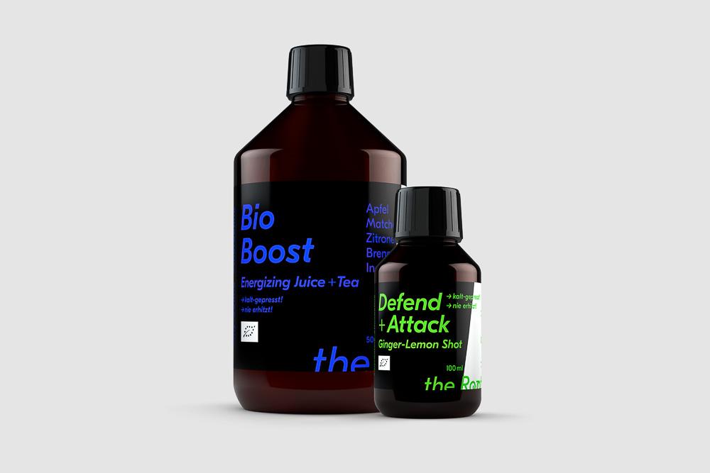 Power Juices für Sportler von The Rootine