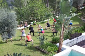"Fitness Reisen mit Top Hill Retreats auf Ibiza- ""Ein luxoriöses Fitness Bootcamp"""