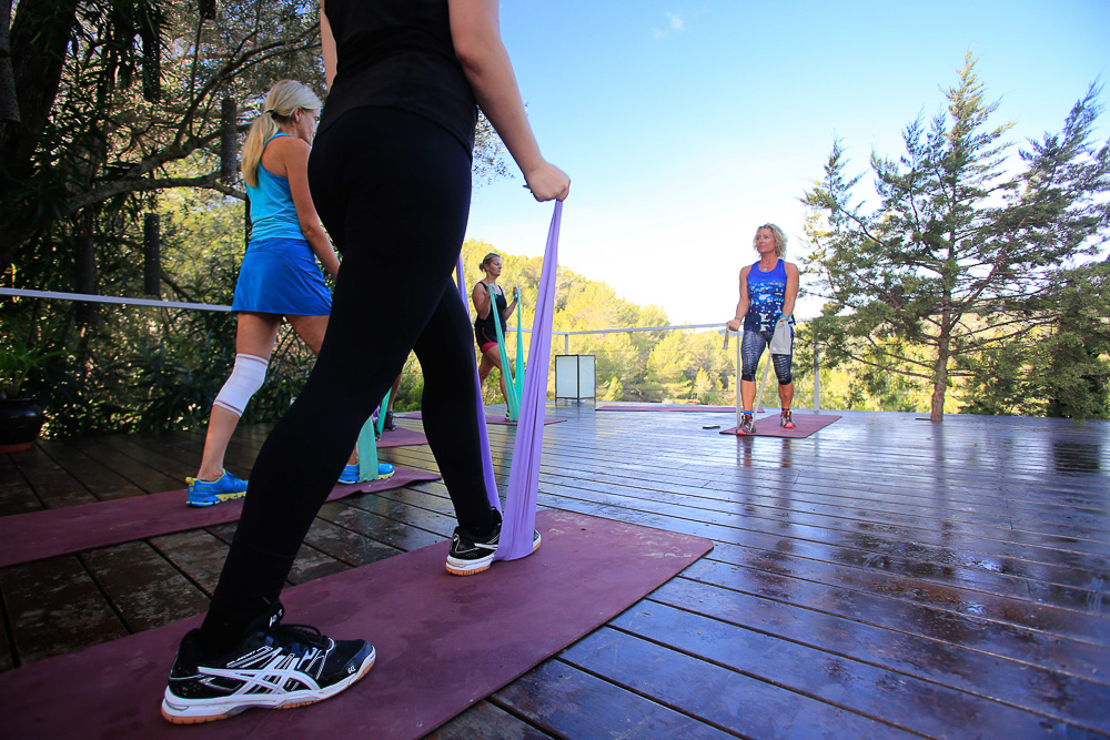 Top Hill Retreats - Fitnessreisen - Bootcamp
