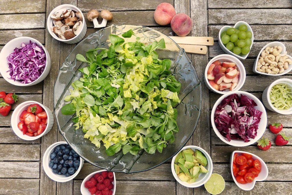 Low Carb - Hülsenfrüchte und Gemüse statt Brot und Pasta