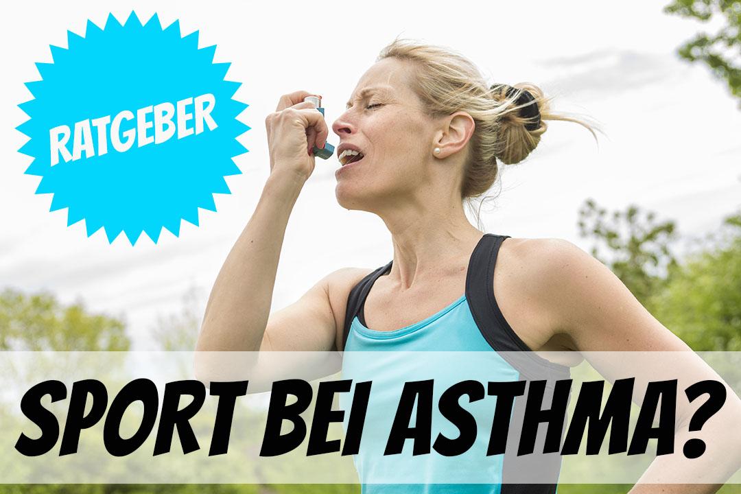 Sport bei Asthma - ist das überhaupt möglich? Fitness ratgeber