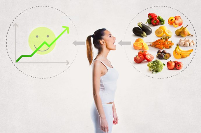 Food & Mood - wie sich Essen auf Deine Stimmung auswirkt