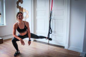Sling Trainer Workout – 31 Schlingentrainer Übungen für den ganzen Körper