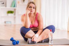 Hilfe! Ich werde immer dicker trotz Sport!!