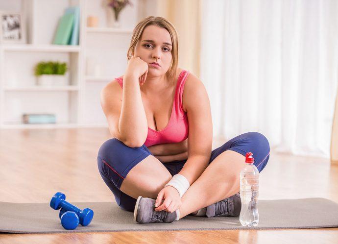 Hilfe ich werde immer dicker! Zunehmen trotz Sport