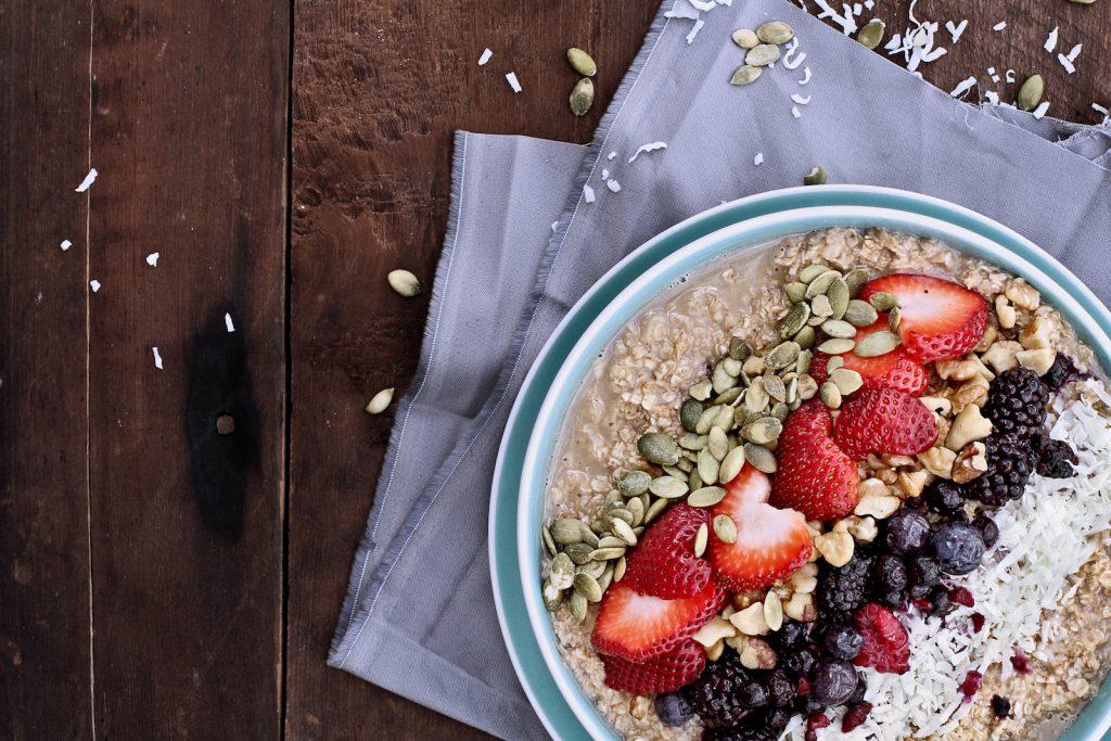 N'Oatmeal Rezept für Low Carb Müsli