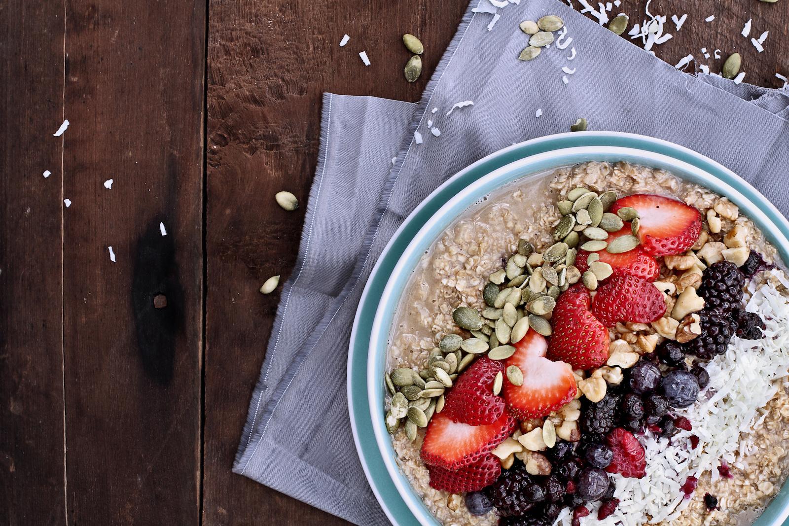 N'Oatmeal Rezept für Protein Müsli