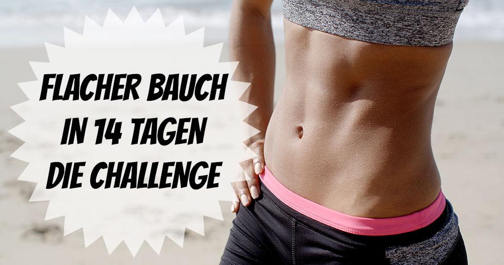 Flacher Bauch in 14 Tagen - die Clean Eating Challenge von STRONG Magazine