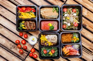Meal Prep Rezepte & Anleitung für Meal Preparation
