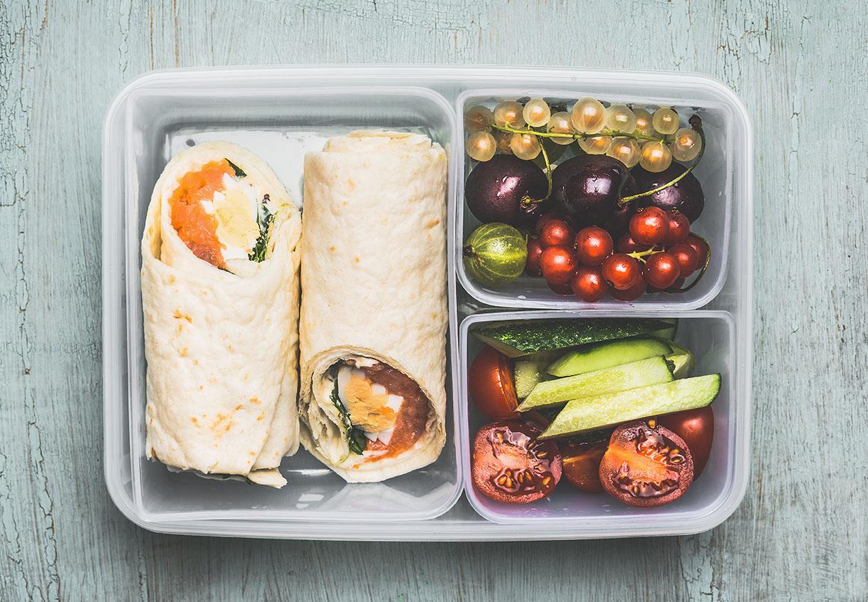 Meal Prep Tutorial - Anleitung & Rezepte für Meal Prep Wochenplan