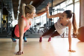 Fatburner Zirkeltraining - der Bootcamp Fitness Trainingsplan als PDF