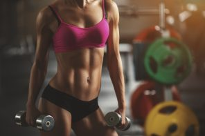 Hardcore Fatburner Trainingsplan im 3er Split speziell für Frauen
