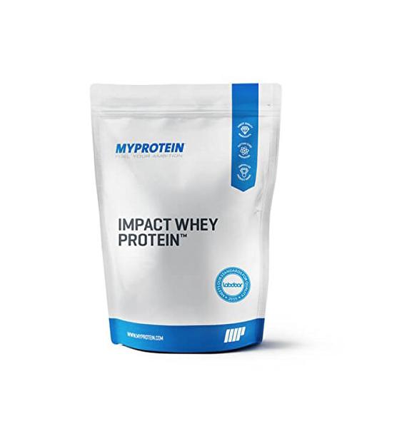 IMPACT WHEY PROTEIN Vanilla von MyProtein
