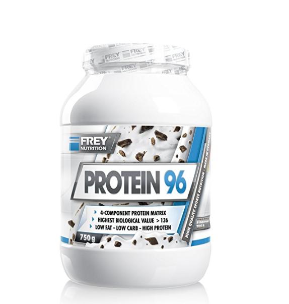 Protein 96 Straciatella von Frey Nutrition