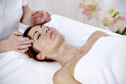 Massageanwendungen im La Pura