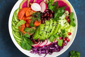 Vegane ketogene Rezepte für eine fleischlose ketogene Ernährung