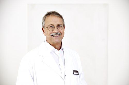 Dr. med. univ. Alex Witasek, FXMayr Präsident und behandelnder Artzt im La Pura