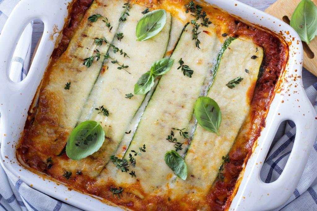 Zucchini-Lasange-als-ketogenes-Abendessen