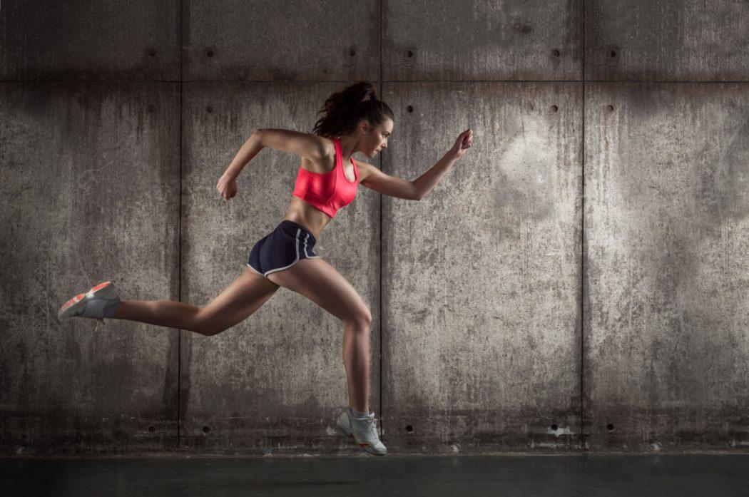Cardio Trainingsplan Intervalltraining zur Körperfettverbrennung