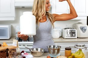 Mit Eiweißpulver backen – 9 Back-Rezepte mit Proteinpulver