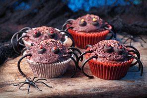 Low Carb Muffins – Rezepte für Protein Cupcakes zu Halloween