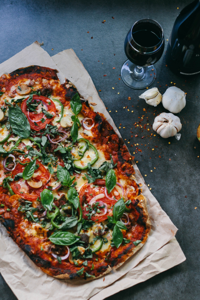 Low Carb Pizza - Zucchini Pizza ohne Kohlenhydrate