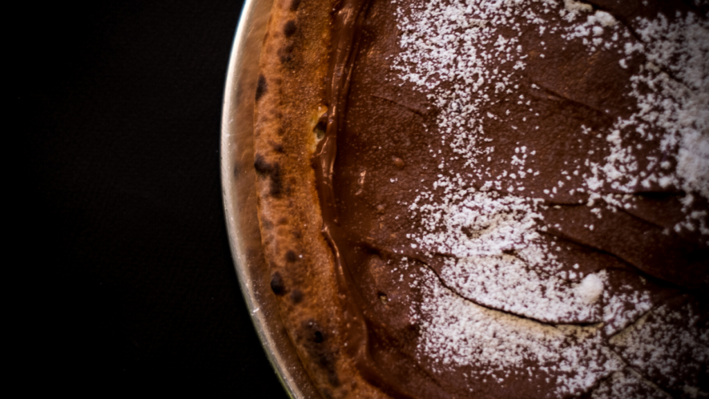 Low Carb Protein Pizza Nutella