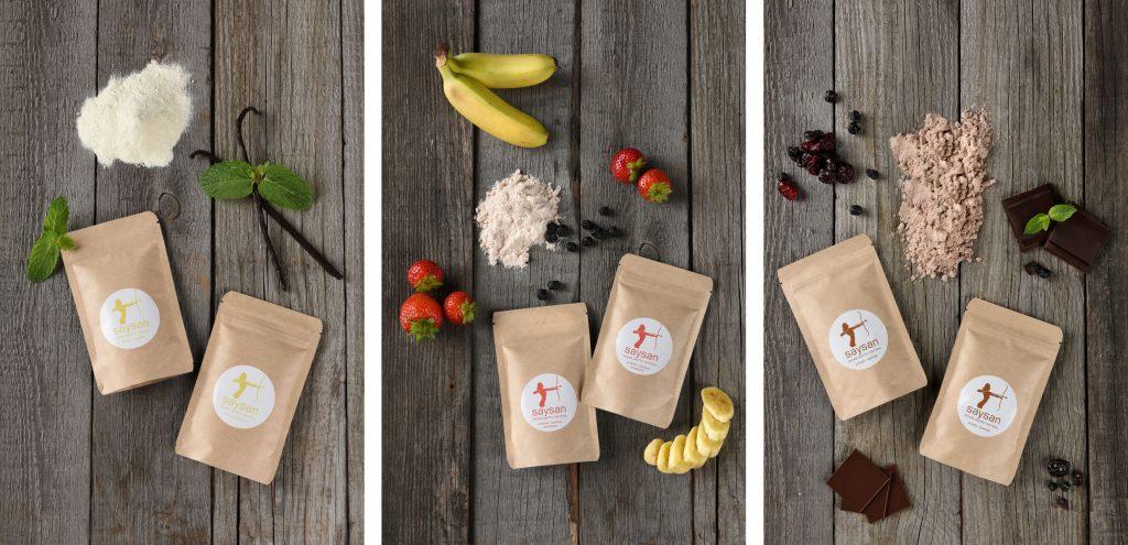 Saysan Female Sports Nutrition - Proteinshakes speziell für Frauen