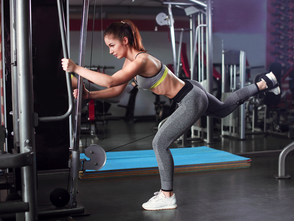 Cable Hip Extension (Beinstrecker am Kabelzug)
