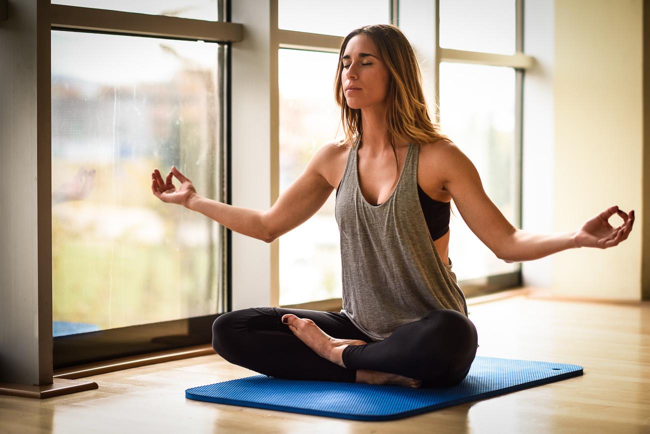 Abnehmen durch Meditation - Anleitung, Tipps & Ratgeber