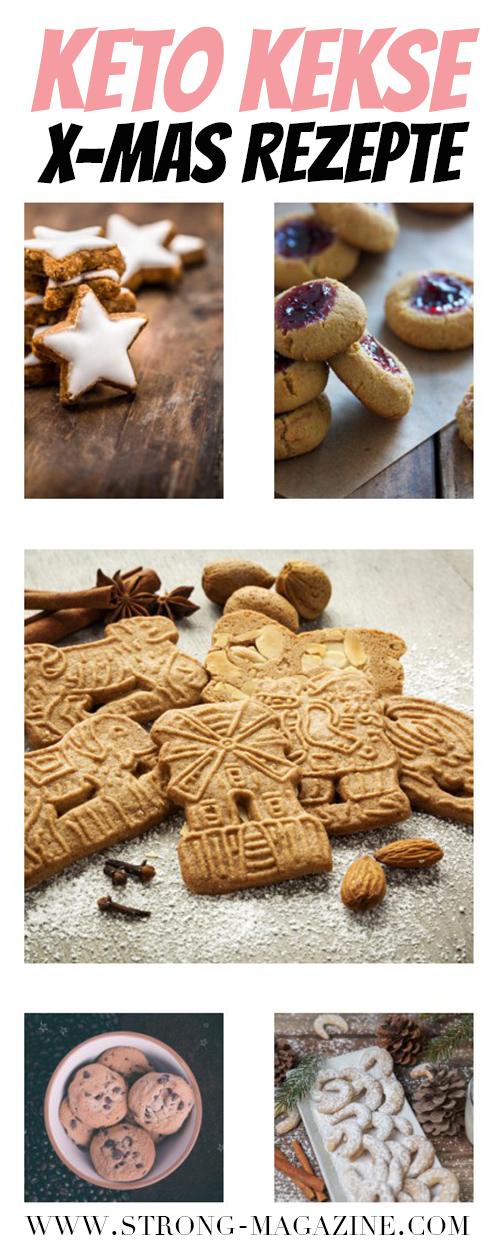 Weihnachtsplätzchen Klassische Rezepte.Ketogene Kekse Low Carb Weihnachtsplätzchen Rezepte