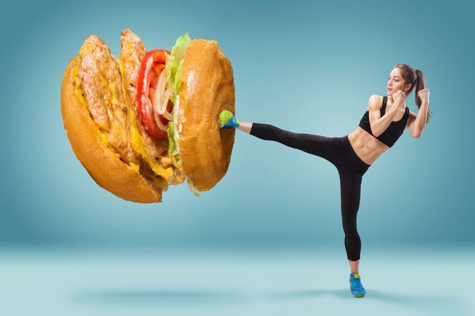 Körperfett verbrennen schnell - Trainingsplan