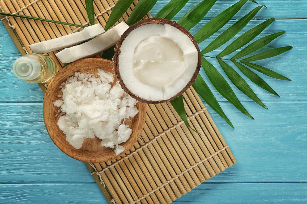 Detox Kur Anleitung mit Kokosöl