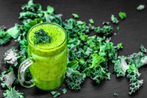 Grüne Smoothie Rezepte zum Abnehmen