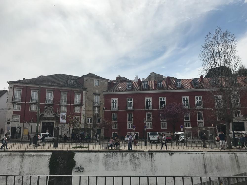 Spontane Städtereise nach Lissabon