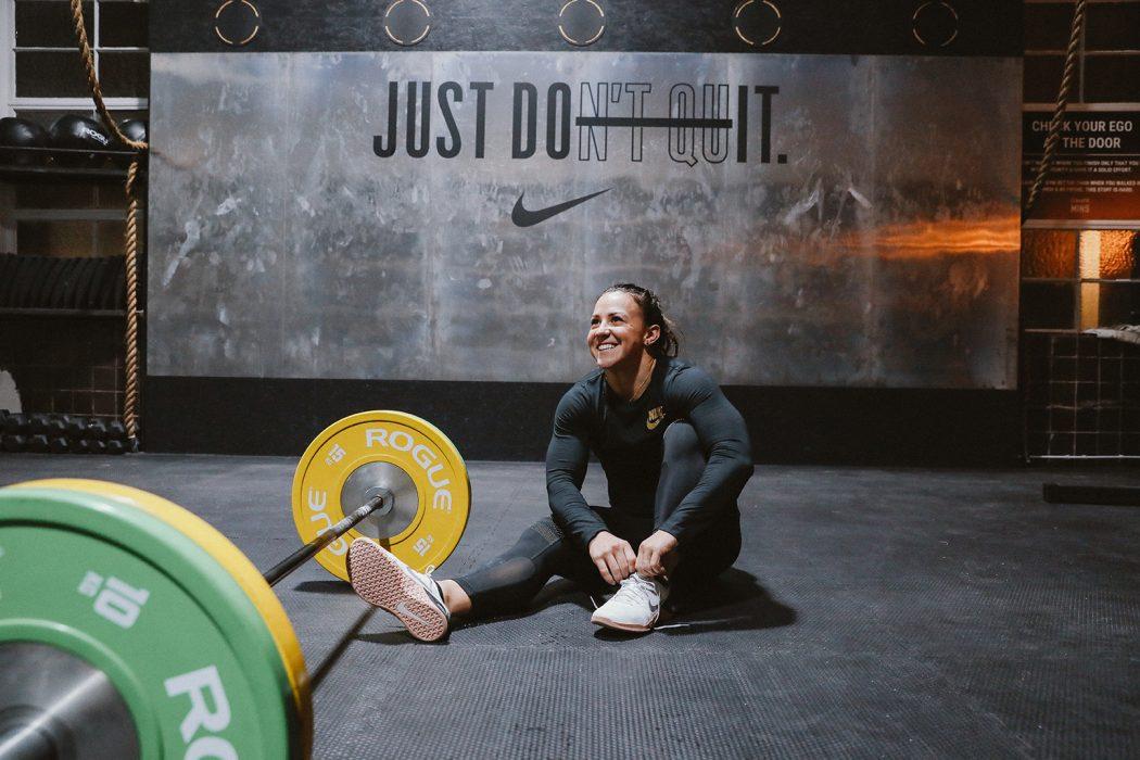Kara Webb - CrossFit Games Athlete im Interview mit STRONG Magazine