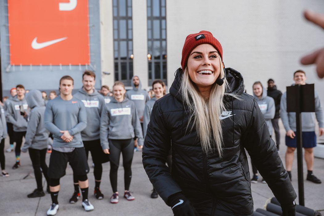 CrossFit Women Sara Sigmundsdóttir im Interview mit STRONG Magazine
