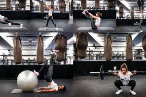 Welche Übung für welchen Muskel - Training nach Muskelgruppen - der Plan mit Infografik