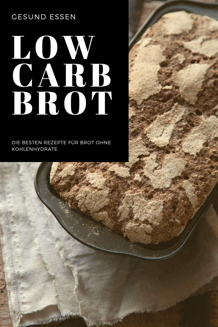 Eiweiss Brot - die besten Rezepte für Low Carb Brot ohne Kohlenhydrate