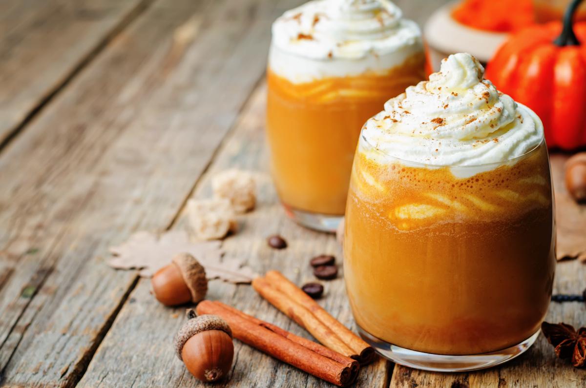 Pumpkin Spice Keto-Latte
