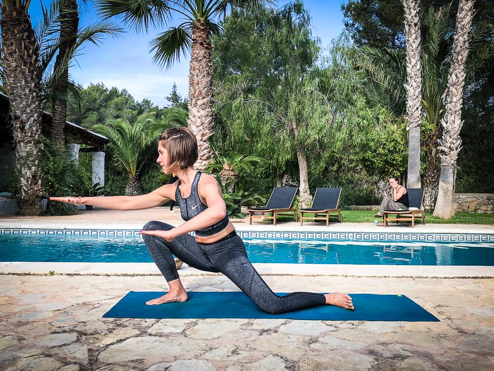 Yoga-Surf-Workout - die besten Yogaübungen für Surfer