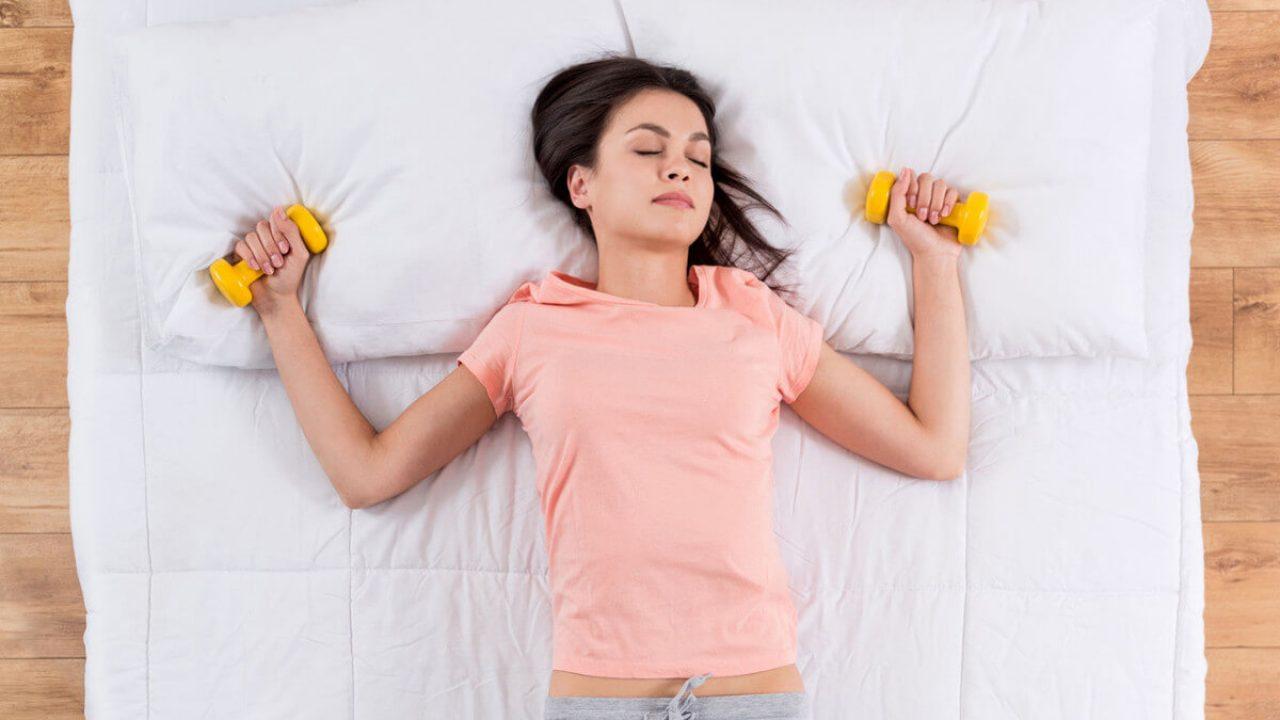 Wie viel muss ich schlafen, um Gewicht zu verlieren?