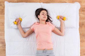 Abnehmen durch Schlaf – 10 Tipps für schnelleren Fettabbau über Nacht