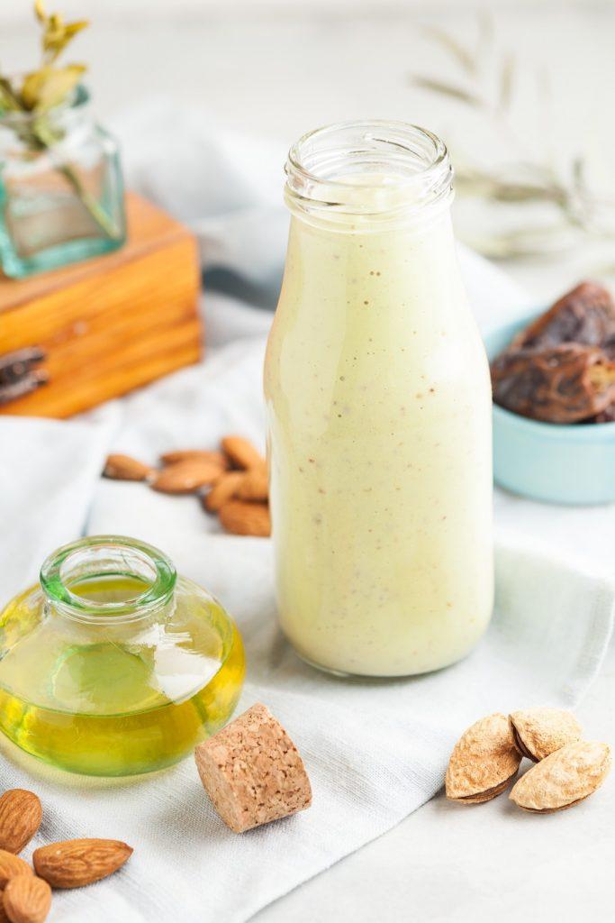 Keto Mandel-Vanille Protein Shake