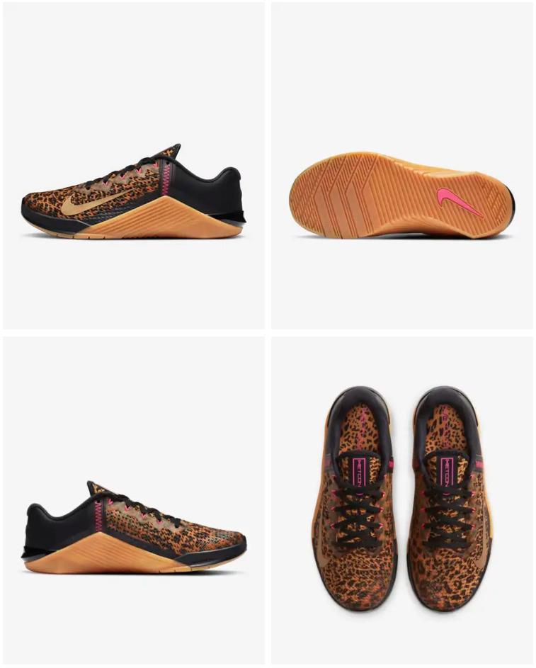 Nike Metcon 6 - das perfekte Weihnachtsgeschenk für Frauen die CrossFit lieben