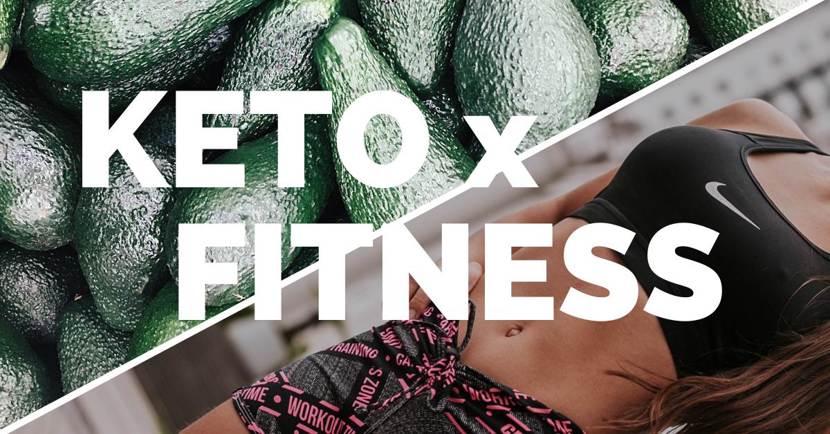 KETO meets FITNESS - das 30 Tage Keto & Fitness Onlineprogramm in dem wir die ketogene Ernährung mit Sport kombinieren