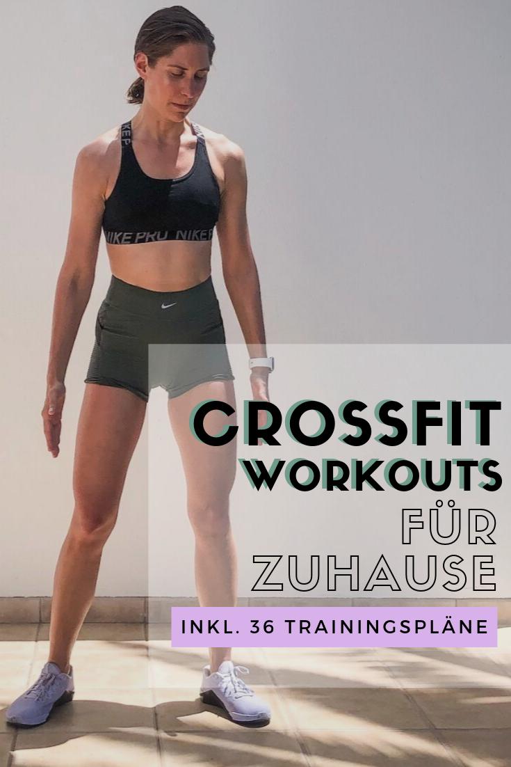 CrossFit Workouts für Zuhause - 36 Traininingspläne