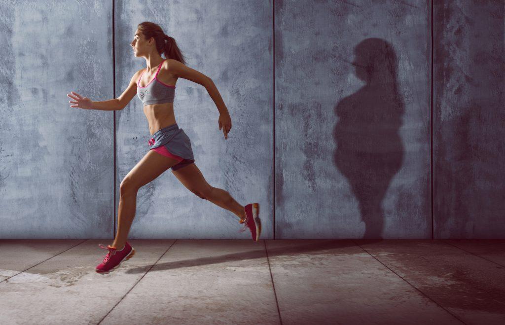 Gewichtsverlust - wie verliere ich durch Training an Gewicht?